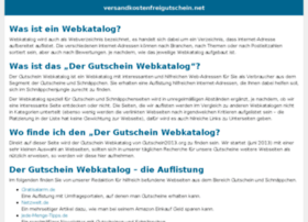webkatalog-top-eintrag.de