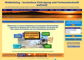 webkatalog-unterkunft.de