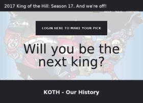 webkingofthehill.com