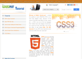 webkittutorial.com