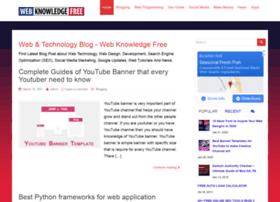 webknowledgefree.com