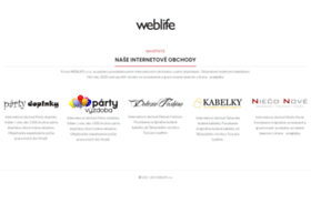 weblife.sk