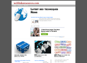 weblinksresources.com