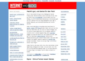 weblog.internet-pro.de