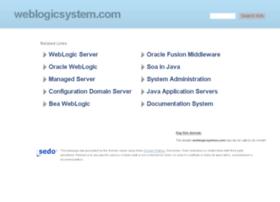 weblogicsystem.com