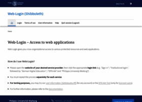 weblogin.uni-marburg.de