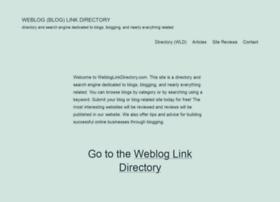 webloglinkdirectory.com