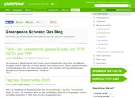 weblogs.greenpeace.ch