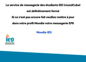 webmail-foad.iedparis8.net