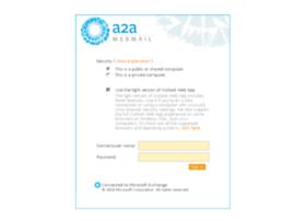 webmail.a2a.eu