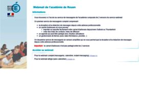 webmail.ac-rouen.fr