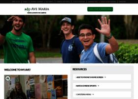 webmail.avemaria.edu