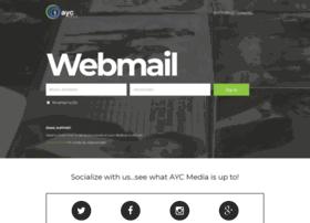 webmail.aycmedia.com
