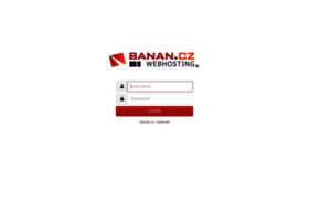 webmail.banan.cz