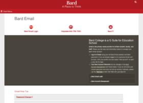 webmail.bard.edu