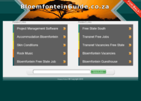 webmail.bloemfonteinguide.co.za
