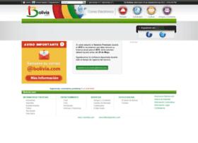 webmail.bolivia.com