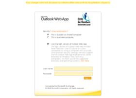 webmail.chuq.qc.ca