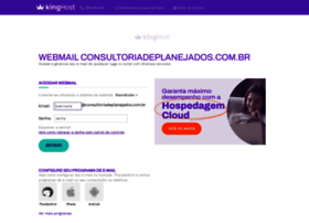 webmail.consultoriadeplanejados.com.br