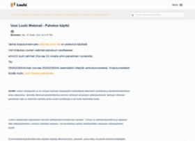 webmail.datamappi.fi