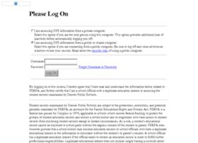 webmail.dpsk12.org