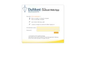 webmail.dumontsystems.de