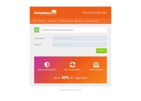 webmail.easyspace.com