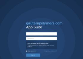 webmail.gautampolymers.com