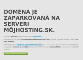 webmail.gizzo.sk