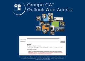 webmail.groupecat.com