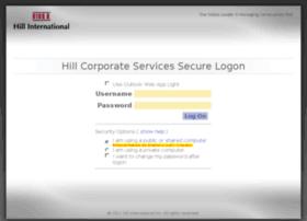 webmail.hillintl.com