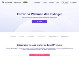 webmail.hostinger.com.br
