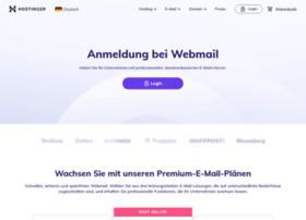 webmail.hostinger.de