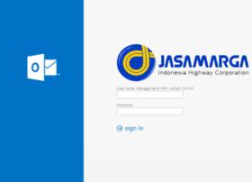 webmail.jasamarga.co.id
