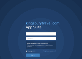 webmail.kingsburytravel.com