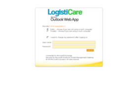 webmail.logisticare.com