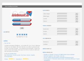 webmail.lu