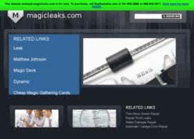 webmail.magicleaks.com