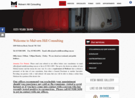webmail.malvernhillconsulting.com.au