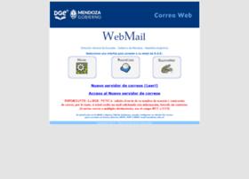 webmail.mendoza.edu.ar