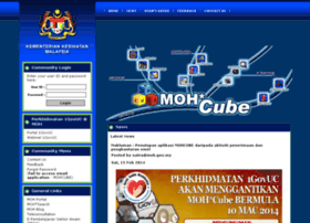 portal rasmi kkm portal rasmi kementerian kesihatan malaysia portal
