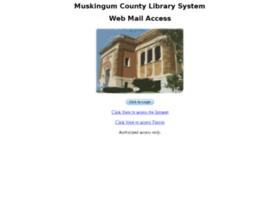 webmail.muskingumlibrary.org