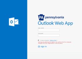webmail.pa.gov