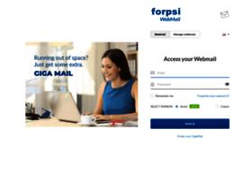 webmail.pecovatel.cz