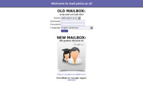 webmail.petra.ac.id