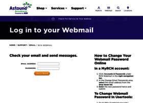webmail.rcn.com