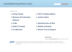 webmail.rezolutionsystem.com