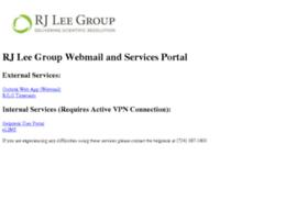 webmail.rjlg.com