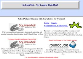 webmail.schoolnet.lk
