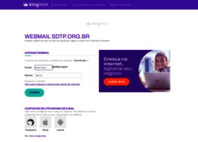 webmail.sdtp.org.br